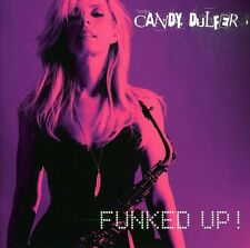 Funked Up - Candy Dulfer (2009, CD NUOVO)