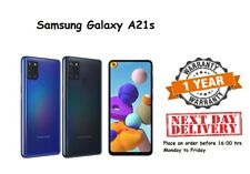 Samsung Galaxy A21s - New Sealed Unlocked Sim-free Dual Sim 32GB,64GB Smartphone