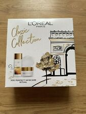 ❤NEW L'Oreal Paris Age Perfect Skincare Ritual; Cleanser & Day Cream Gift Set❤