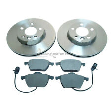 SEAT ALHAMBRA MOST MODELS 1995-2000 FRONT 2 BRAKE DISCS AND PADS SET NEW