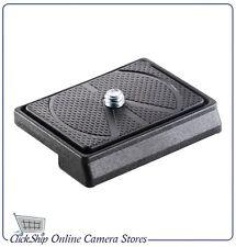 Manfrotto 200LT-PL Technopolymer & fiber glass rectangular Quick-Release Plate