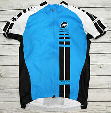 ASSOS SS.MILLE - CAMPIONISSIMO - genuine HIGH QUALITY cycling blue JERSEY - M