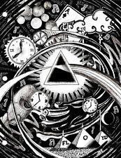 "003 Pink Floyd - English Rock Band Music Star 14""x18"" Poster"