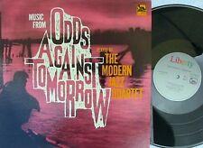 Modern Jazz Quartet Jap Reissue LP NM Music from Odds against tomorrow Jazz Cool