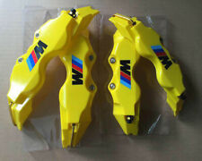 Yellow POWER Brake Caliper Cover Disc Caliper Cover L+M 18 Inches and up for BMW