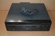 Pioneer Dual Laser Disc & CD Player CLD-D606 Fully Tested and Working