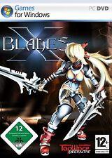 X-Blades [PC Steam Key] - Multilingual [E/F/D/I/S]