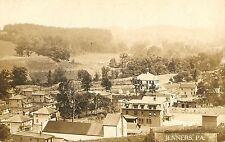 General View of Jenners PA RP Postcard