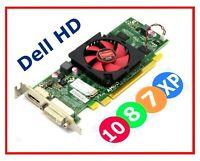 DELL OPTIPLEX 790 960 980 990 3040 3050 7010 7040 Windows 10 SFF 1GB Video Card