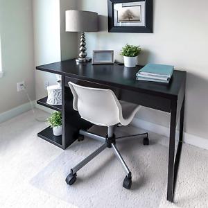 Floortex Chair Mat for Carpets Polycarbonate Clear, 120cm x 120cm