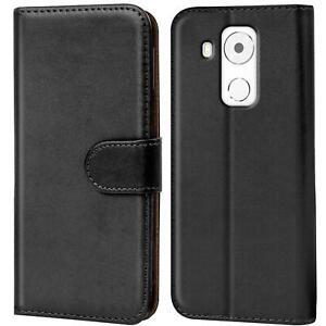 Schutz Hülle Für Huawei Mate 8 Handy Klapp Schutz Tasche Book Slim Flip Case