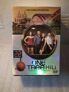 One Tree Hill  Seasons 1 - 8  50 DVD's  Boxed Set