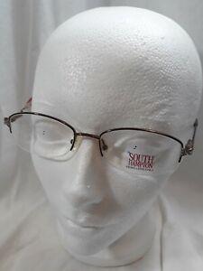 South Hampton women's designer eyeglass frames SH 909 Brown 51-18-135