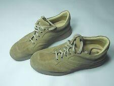 Men's Dooney & Bourke Tan suede leather shoes Size: US 9