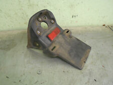 kawasaki  bn 125  no  plate  holder