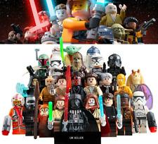 LEGO COMPATIBLE STAR WARS MINI FIGURES