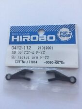0412112 Hirobo R/C Helicopter Sceadu SD Radius Arm P=22 New In Pack 0412-112