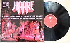 Die Matadors Mit S. Kramer, J. Kienemann – Haare RARE GER 1970 Rock/ Psychedelic