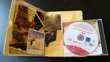 Uncharted 3 Press kit/PROMO LIMITED COLLECTORS RARE