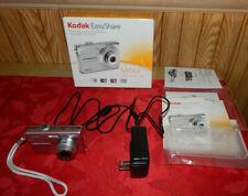 Pink Kodak EasyShare M1063 10.3MP Kodak Digital Camera w/ Cable Charger Battery