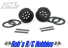 ProLine 275715 Denali Bead-Loc 8 Spoke Wheels (2) for Rock Crawlers (2 Piece)