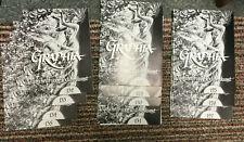 11 x Graphia magazine - exlibris art.  Luc Van Den Briele.  Dutch.