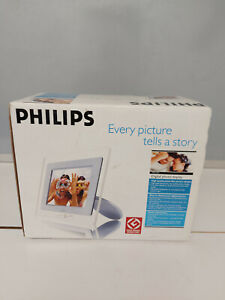 Phillips Digital Photo Frame 7FF1AW New in Box