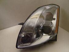 Nissan Maxima Left Xenon HID Headlight 04 05 06 OEM W/O DRL