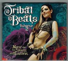 BELLYDANCE Superstars-tribal beats-Music from the strange & beauitiful vol.2