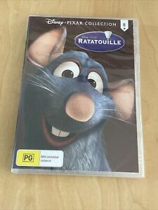 Disney Pixar Ratatouille (DVD, 2007) Brand New Sealed Region 4