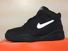 NOS Vintage🔥 Nike Determination Black White DS SZ. 10 Rare Force