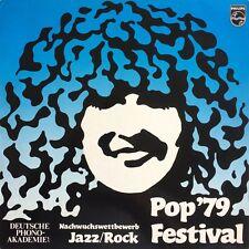 Jazz Rock Nachwuchswettbewerb Pop '79 Anne Haigis FREE Bossa Female Vocal Brazil