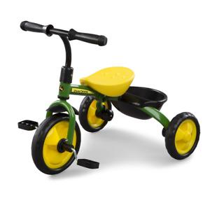 TOMY John Deere Green Steel Tricycle LP53337 / 46395