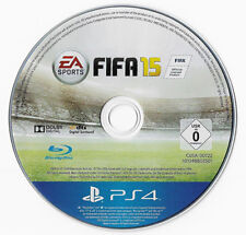 Fifa 15 ~ PS4 Disc & Wall Paper Only (in Great Condition)