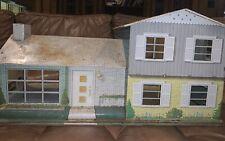 Marx Vintage Doll House 2-Story