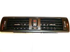 BMW 1 F20 DASHBOARD AIR VENTS HAZARD SWITCH  9207116-1110-14 NEW OEM