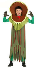 Killer Plant Costume Silly Halloween Fancy Dress Outfit 38-44