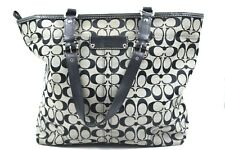 Coach Hamptons Signature Book Tote Bag F13063