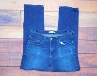"Levi's 505 Women's Medium Wash Straight Leg Jeans Size 10 S/C 31"" W x 29"" L"