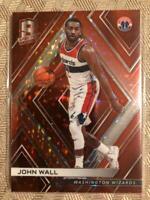 JOHN WALL 2017-18 PANINI SPECTRA RED PRIZM #D 36/75 SP Washington WIZARDS