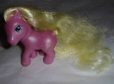 MY LITTLE PONY pink purple Wing Song G3 2002  HASBRO H81 Super long hair