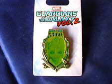 Disney * BABY GROOT - MARVEL GUARDIANS of the GALAXY * New on Card Trading Pin
