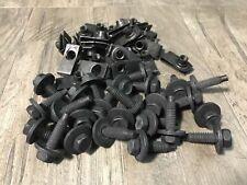 """fender bolts & long """"U"""" nuts 5/16-18 x 1-3/16"""" 50pcs fits Chevy Buick Pontiac"""