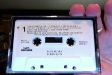 Elton John- Blue Moves- 1976- used cassette- nice shape- no insert card