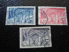 TAAF - timbre - yvert et tellier n° 8 a10 obl (A5) stamp