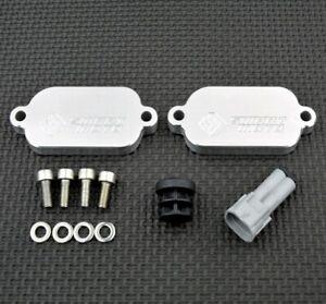 Hypermotard 939 / 950 AIS Valve Eliminator SMOG Block Off Blanking Plates Ducati