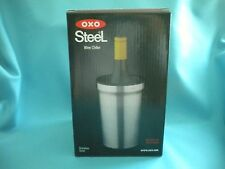 Wine Cooler - OXO Steel - New - In Box
