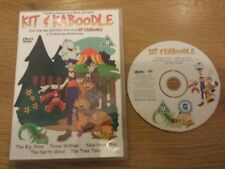 KIT AND KABOODLE DVD 5 AMAZING ADVENTURES CLASSIC CHILDRENS CARTOON UK RELEASE