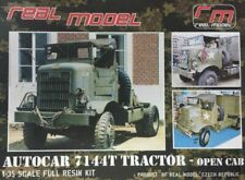 1/35th Real Model US Autocar 7144T Tractor