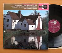 ECS 606 Richard Strauss Symphonia Domestica Clemens Krauss NM/EX Decca